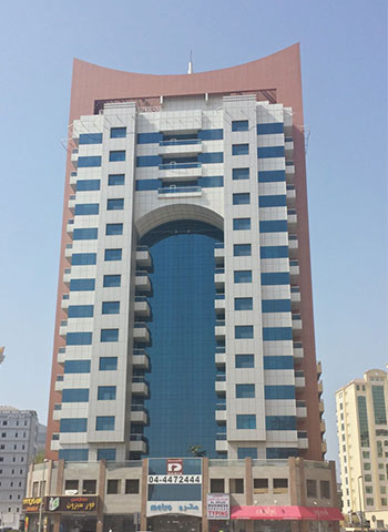 Dubai -Building 5