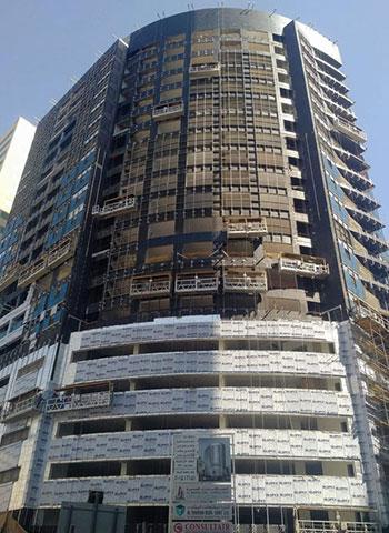 Sharjah-Al Khan Building